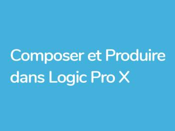 Formations Logic Pro X conventionnée Afdas Auteurs SACEM