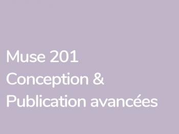 Personnalisation avancée de site web Muse Adobe