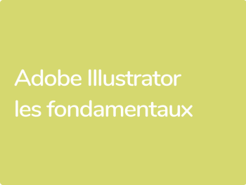 Formation Illustrator Adobe CC Certification Officielle Editeur