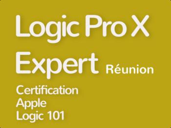 Formation Logic Pro X à la Réunion