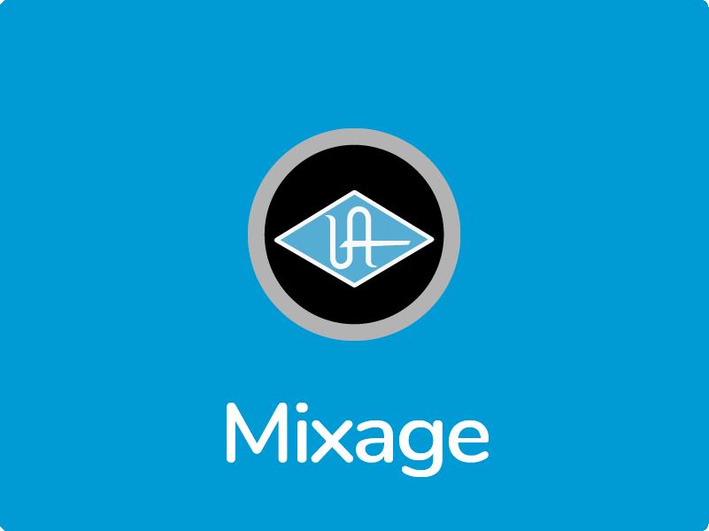 Formation Mixage dans la boite avec les plug-ins UAD Universal Audio