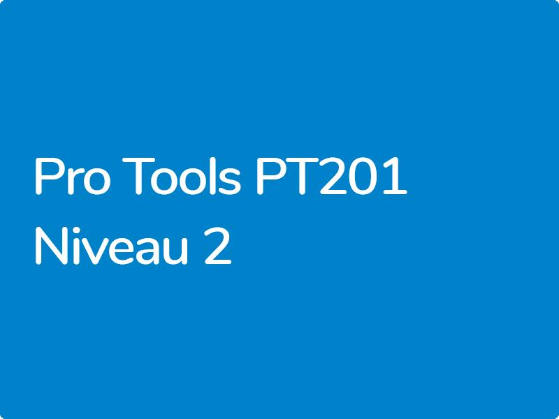 Pro Tools 201 – Préparation PT210M et 210P