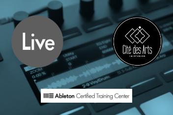 Formation Ableton Live à la Cité des Arts